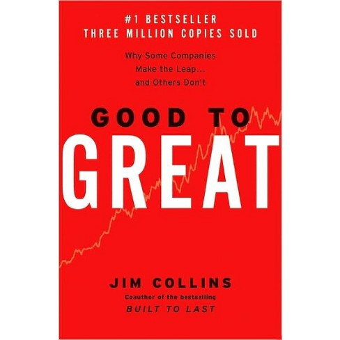 Good to Great (Hardcover) by James Collins - image 1 of 1