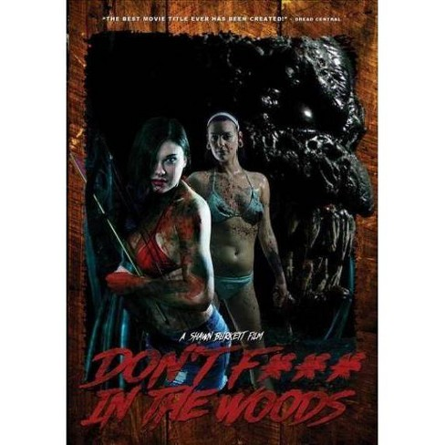 Don't F*** In The Woods (DVD) - image 1 of 1