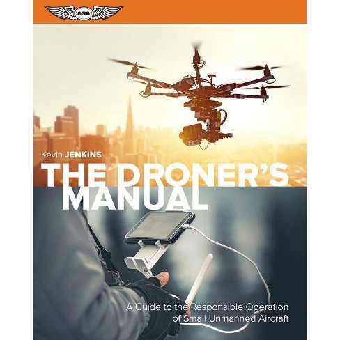 The Droner's Manual - by  Kevin Jenkins (Paperback) - image 1 of 1