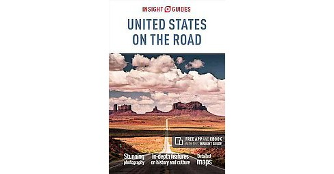Insight Guide United States on the Road (Paperback) - image 1 of 1