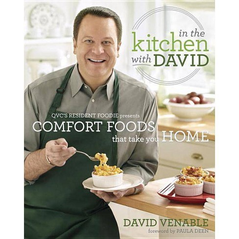 In the Kitchen With David (Hardcover) by David Venable - image 1 of 1