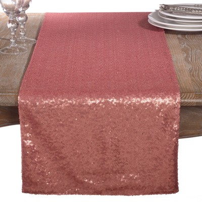 Rose Gold Solid Napkin - Saro Lifestyle