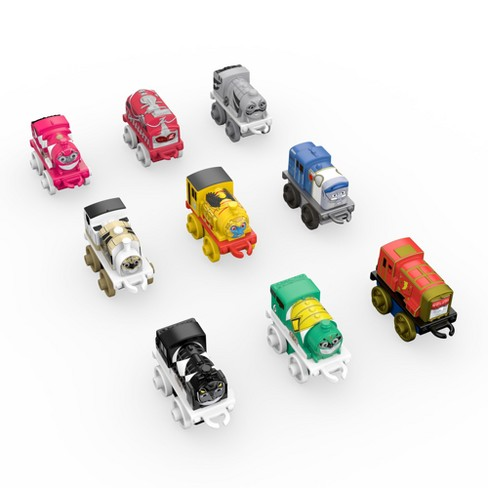 Fisher-Price Thomas & Friends MINIS Power Rangers 9pk - image 1 of 6