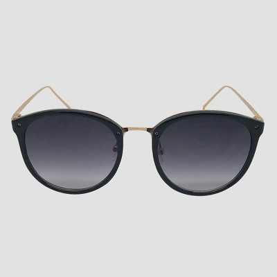 25f0d6ff562 Womens Round Sunglasses – A New Day™ Black – Target Inventory ...