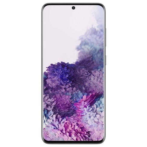 Samsung S20 Unlocked (128GB) - Gray - image 1 of 4