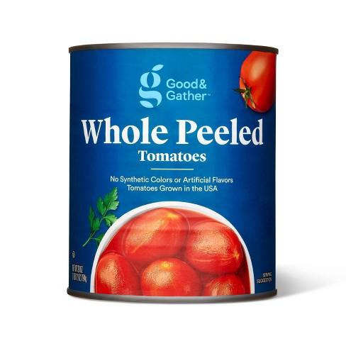 Whole Peeled Tomatoes 28oz - Good & Gather™ - image 1 of 2