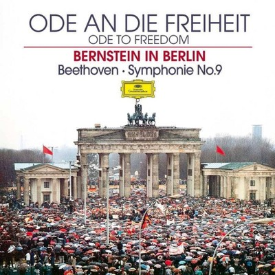 Leonard Bernstein - Ode andieFreiheit/Odeto freedom - Beethoven: Symphony No. 9 in D Minor (2 LP) (Vinyl)