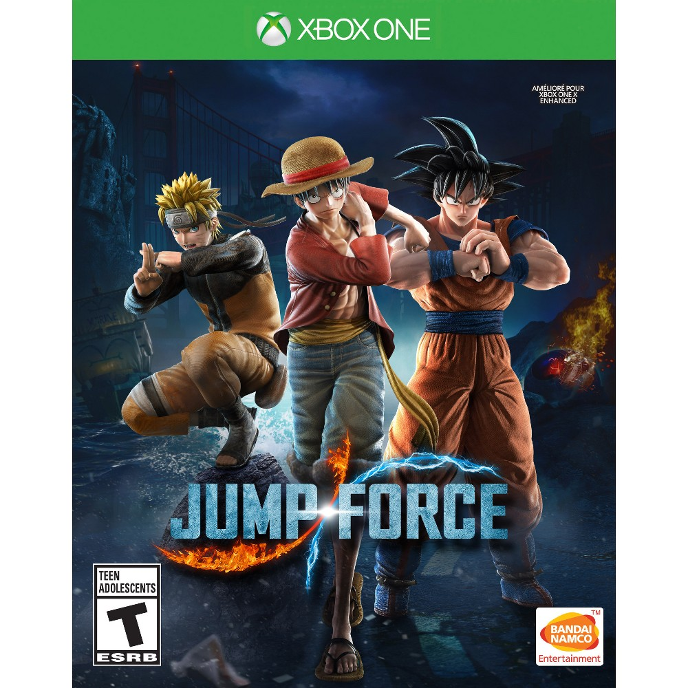 Jump Force - Xbox One, Video Games