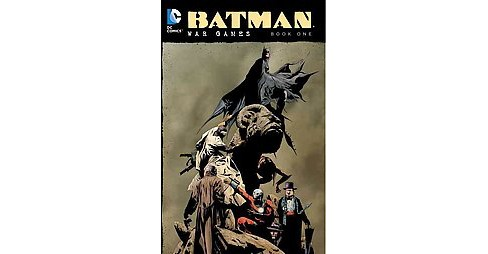 Batman War Games 1 (Paperback) (Andersen Gabrych & Bill Willingham) - image 1 of 1