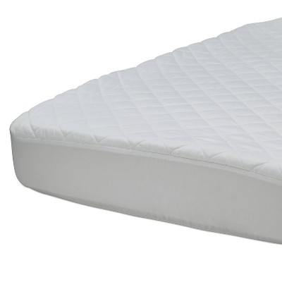Beautyrest Kids' Fitted Crib Mattress Pad