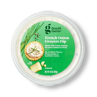 French Onion Gruyere Dip - 10oz - Good & Gather™