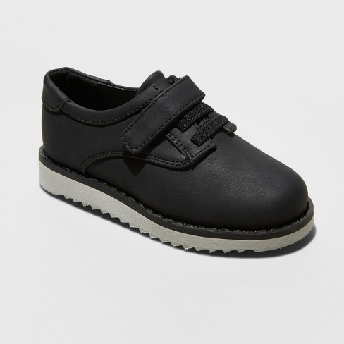 5fc8999d8c99 Toddler Boys  Tobias Dress Shoes - Cat   Jack™ Gray 11   Target