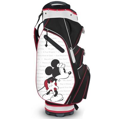 Team Effort Disney Mickey Mouse Bucket II Cooler Cart Bag