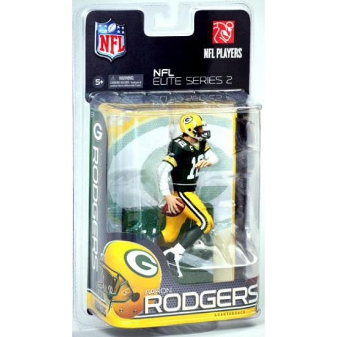 McFarlane Toys NFL Green Bay Packers Sports Picks Elite 2011 Series 2 Aaron Rodgers Action Figure - image 1 of 4