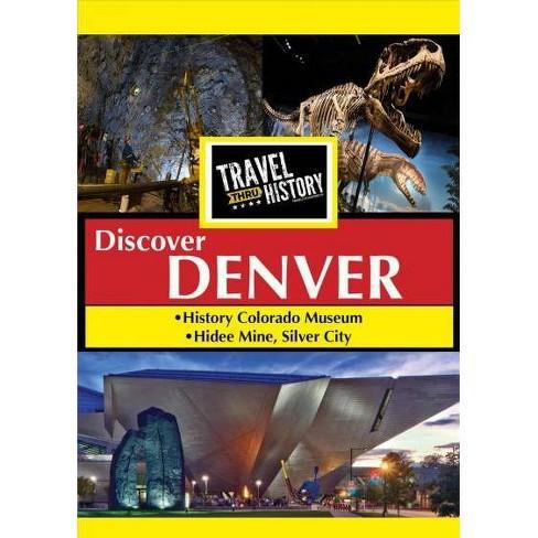 Travel Thru History: Denver (DVD) - image 1 of 1