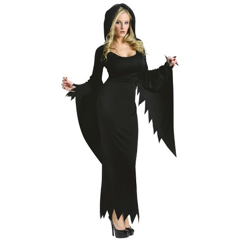 Adult Hooded Gown Halloween Costume - image 1 of 1