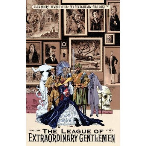 The League of Extraordinary Gentlemen - by  Alan Moore (Hardcover) - image 1 of 1