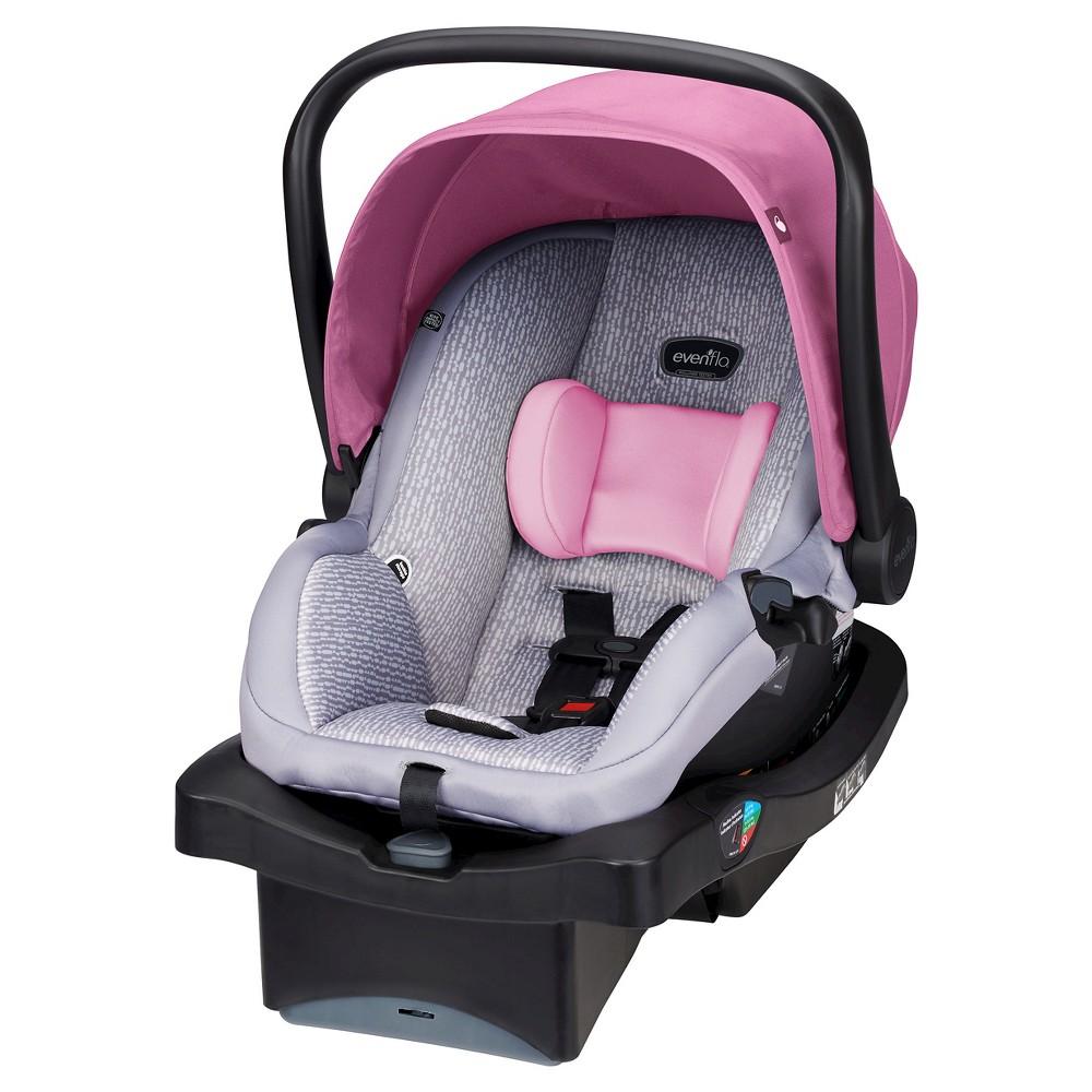 Evenflo LiteMax Infant Car Seat Azalea