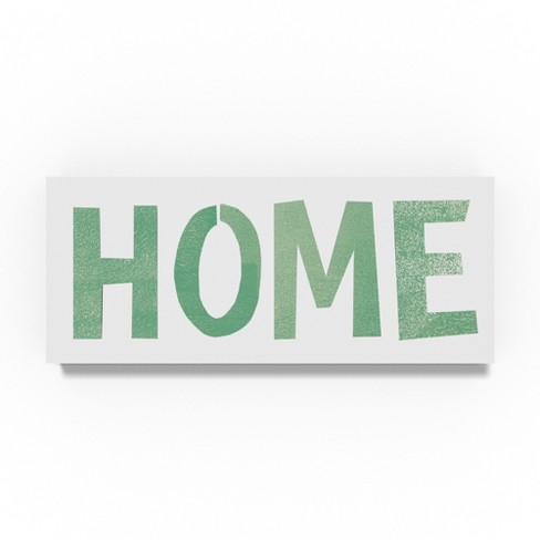 Summer Tali Hilty Home Letters Unframed Wall 14\