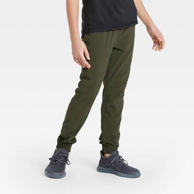 Boys' Stretch Woven Jogger Pants - All in Motion™