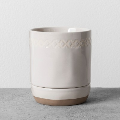Bathroom Tumbler Cream - Hearth & Hand™ with Magnolia