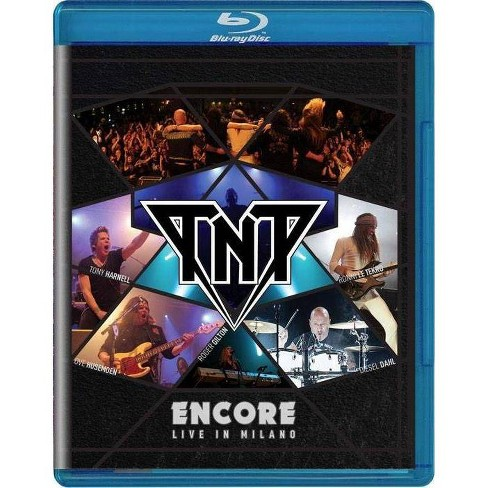 TNT: Encore Live in Milan (Blu-ray) - image 1 of 1