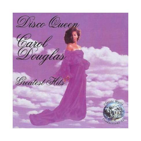 Carol Douglas - Disco Queen: Greatest Hits (CD) - image 1 of 1