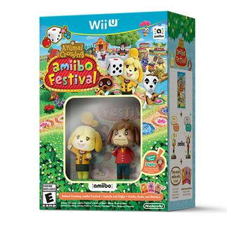 Animal Crossing: amiibo Festival Nintendo Wii U
