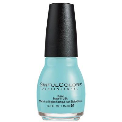 Sinful Colors Nail Polish - Wonder Mint - 0.5 fl oz