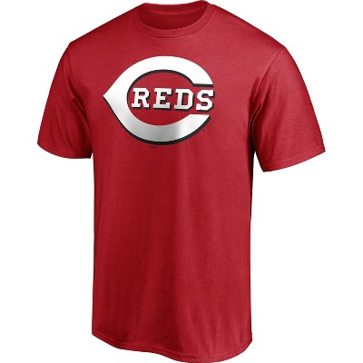MLB Cincinnati Reds Men's Short Sleeve Core T-Shirt