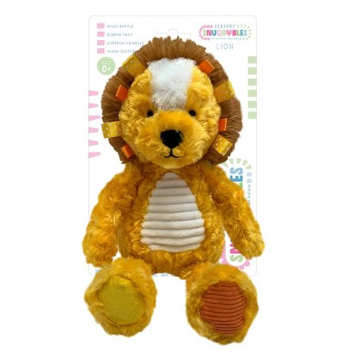 Make Believe Ideas Snuggables Plush Baby Toy - Lion