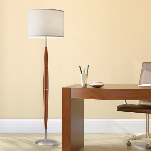 Adesso Hudson Floor Lamp - Brown - image 1 of 2