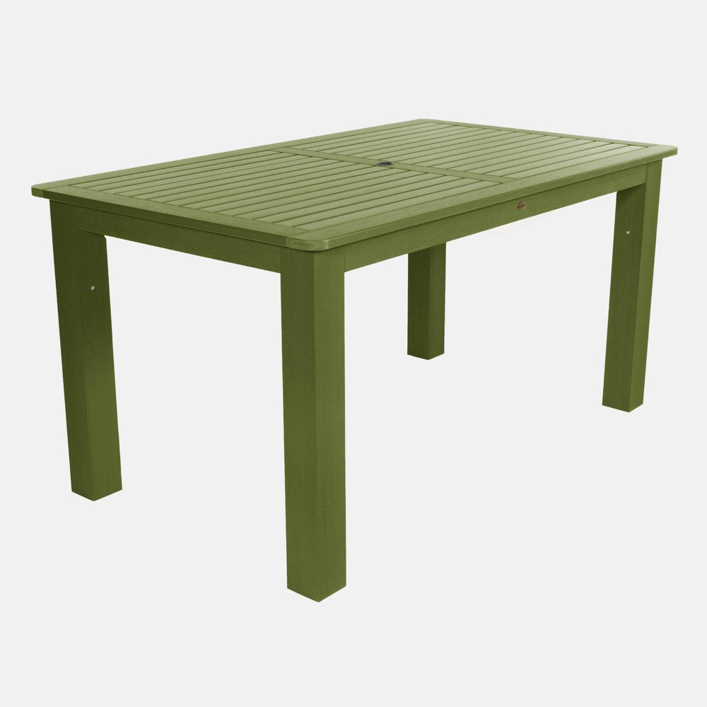 """Image of """"72"""""""" Rectangular Counter Height Dining Table Dried Sage - highwood, Green"""""""