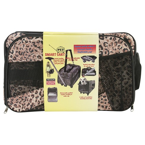 Dbest Dog & Cat Smart Cart Pet Carrier - image 1 of 3