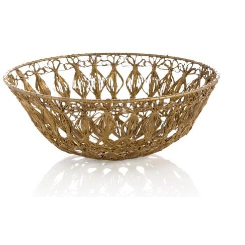 Small Felicity Basket Bowl - Shiraleah - image 1 of 1
