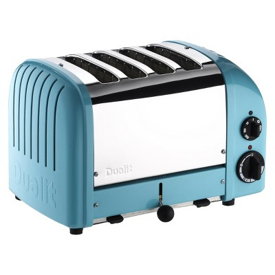 Dualit Azure Blue New Generation Classic Toaster - 4 slice