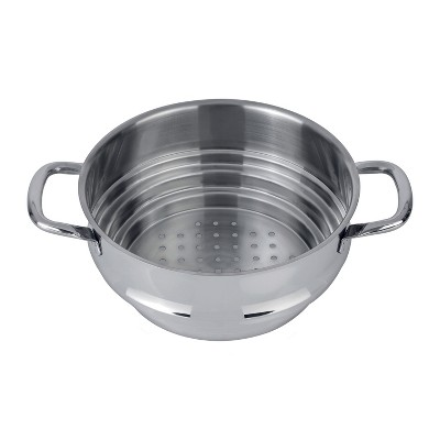 "BergHOFF CollectNCook 9.5"" 18/10 Stainless Steel Steamer Insert"