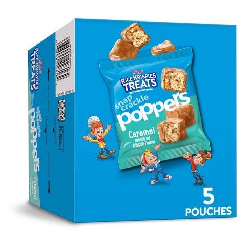Rice Krispies Treats Caramel Poppers - 5ct - image 1 of 4