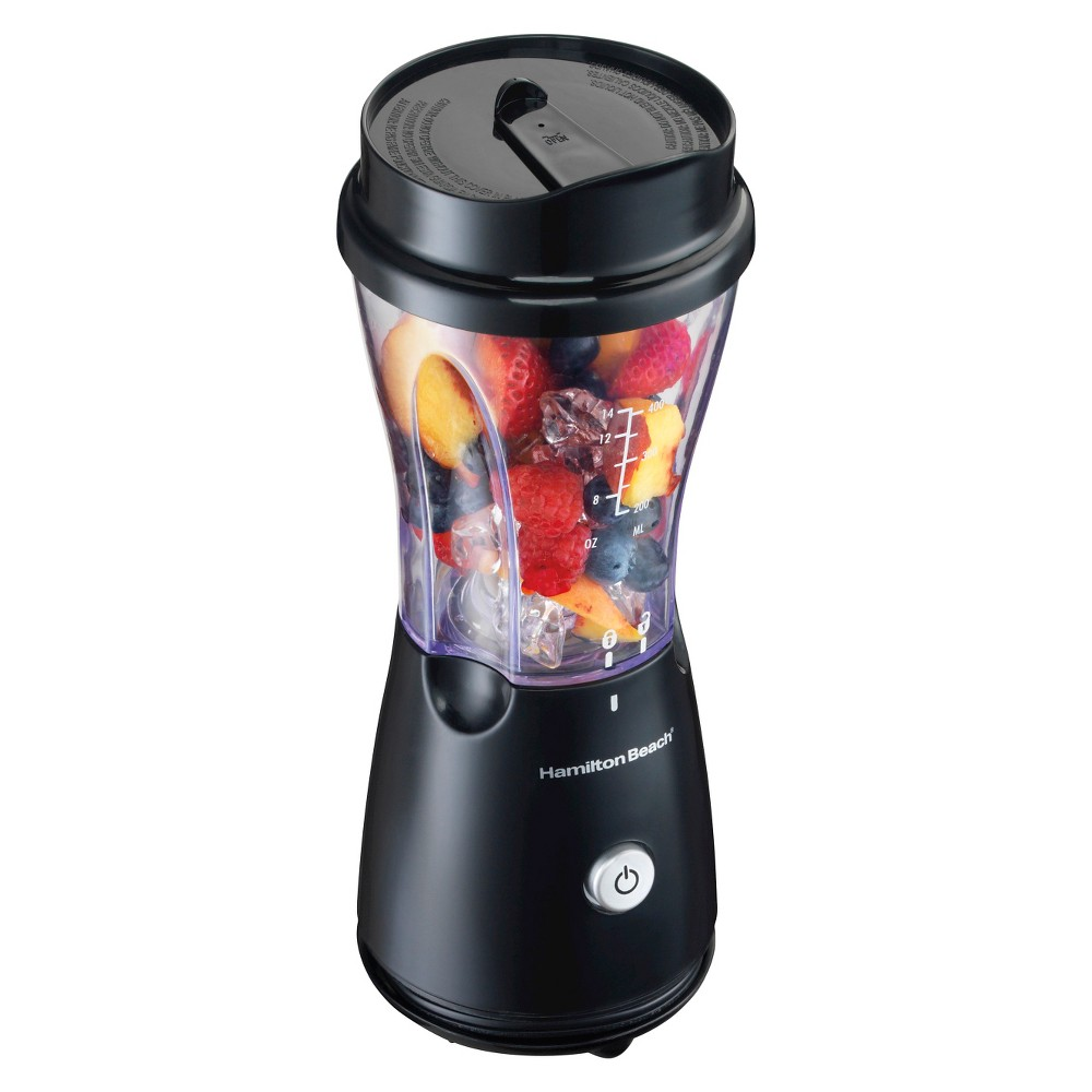 Hamilton Beach 14oz Single Serve Blender – Black 51103 11893664