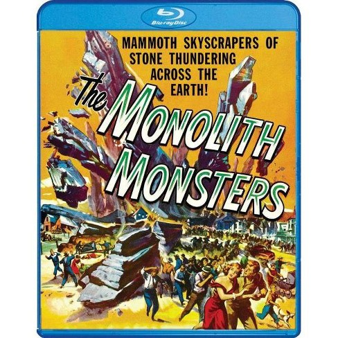 The Monolith Monsters (Blu-ray) - image 1 of 1