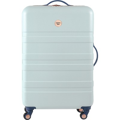 Designlovefest 28  Hardside Suitcase - Sage Green