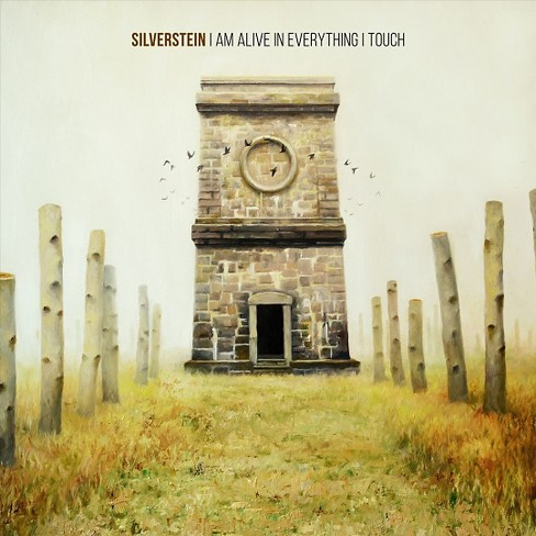 Silverstein - I am alive in everything i touch (CD) - image 1 of 1