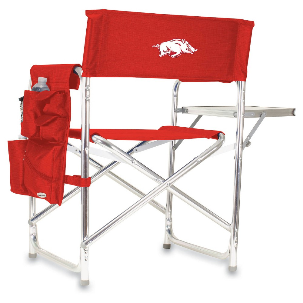 Portable Chair NCAA Arkansas Razorbacks Red
