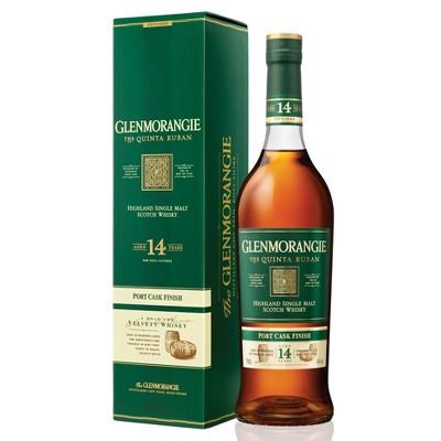 Glenmorangie 14yr Quinta Ruban Port Cask Whisky - 750ml Bottle