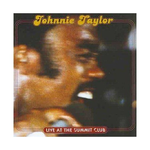Taylor - Live at The Summit Club (CD) - image 1 of 1