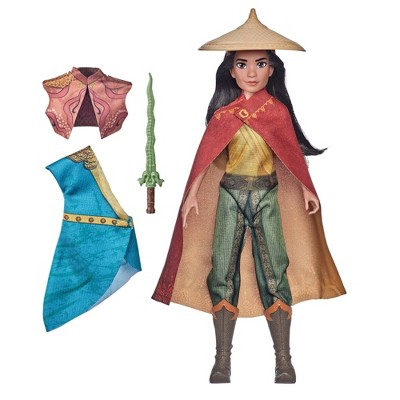 Disney Raya and the Last Dragon Raya's Adventure Styles