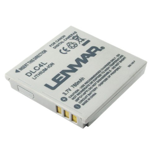Lenmar Battery replaces Canon NB-4L - Camera Battery - image 1 of 1