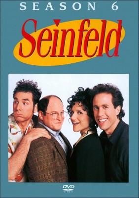 Seinfeld: The Complete Sixth Season (DVD)