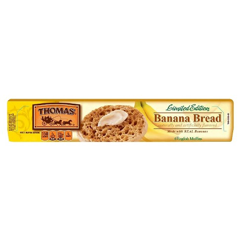 Thomas® Limited Edition® Limited Edition Banana Bread - 6ct - image 1 of 4