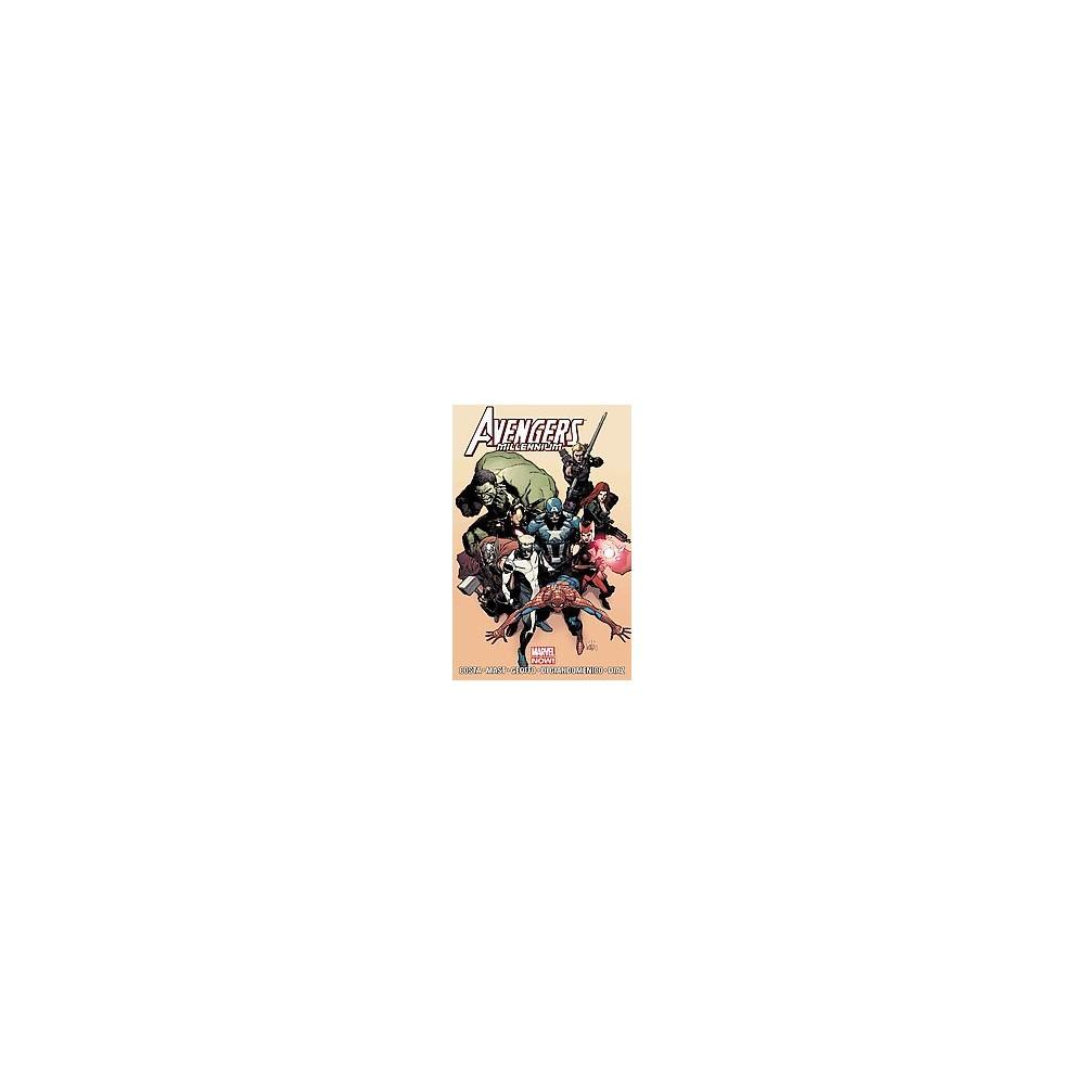 Avengers : Millennium (Paperback) (Mike Costa)